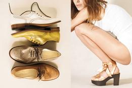 Коллекция обуви Robert Clergerie весна-лето 2011