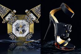 Коллекция обуви и аксессуаров Lanvin весна-лето 2011