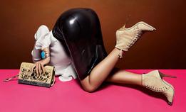 Коллекция обуви и аксессуаров Jimmy Choo весна-лето 2011