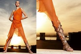Коллекция обуви Baldinini весна-лето 2011