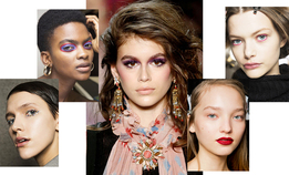 Тенденции макияжа осень-зима 2018
