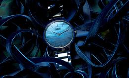 Глубокое синее море: новые часы Rado
