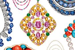 Коллекция ювелирных украшений Boucheron Dolce Riviera