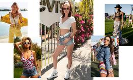 Гости первого уик-энда фестиваля Coachella