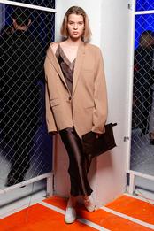 Таисия Румянцева в платье Walk of Shame на Tatler Teen Party в ЦУМе