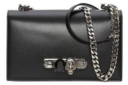 Alexander McQueen представляют новую модель сумок The Jewelled Satchel