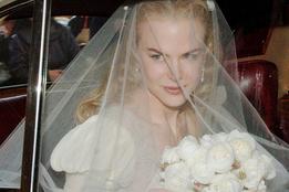 Какие укладки выбирают знаменитости на свадьбу