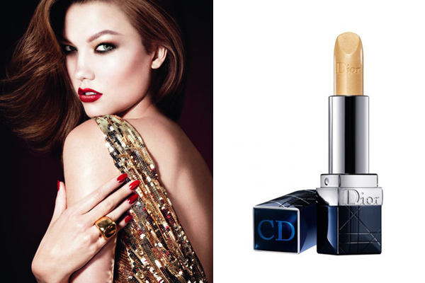 Коллекция Dior Holiday Makeup Collection 2011: The Rouges Or