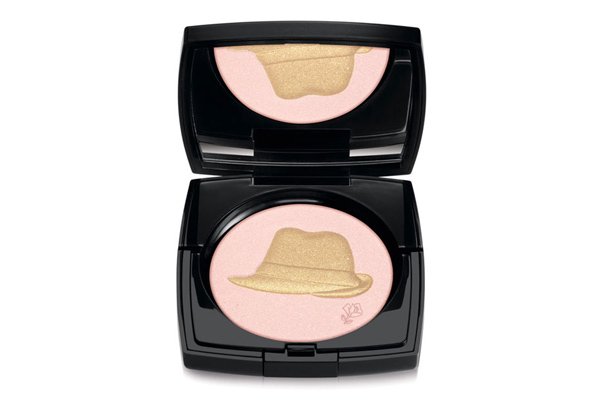 Golden Hat Illuminating Smooth Powder Goldenescent Glow