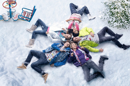 Коллекция adidas NEO осень-зима 2011/12
