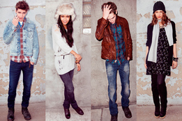 Коллекция одежды Wrangler осень-зима 2011/12