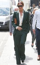 Виктория Бекхэм в Victoria Beckham в Лондоне