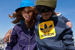 Коллекция Adidas Originals осень-зима 2011/12
