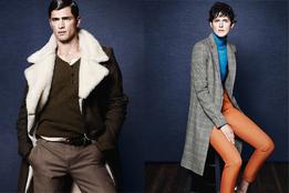 Коллекция одежды Zara осень-зима 2011/12