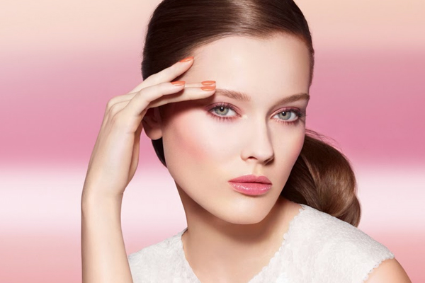 Chanel Spring 2012 Makeup: Harmonie de Printemps
