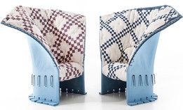 Раф Симонс сделал кресла для Calvin Klein