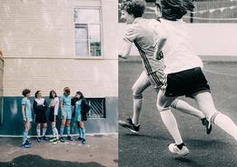 adidas помогли создать форму московскому женскому футбольному клубу GirlPower