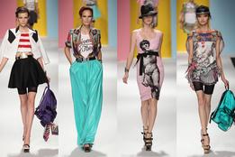 Женская коллекция одежды Frankie Morello весна-лето 2012