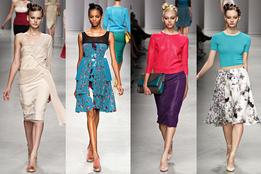 Женская коллекция одежды Antonio Marras весна-лето 2012