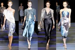 Женская коллекция одежды Giorgio Armani весна-лето 2012