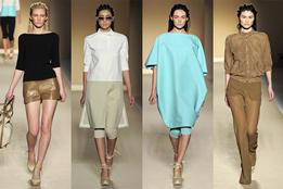 Женская коллекция одежды MaxMara весна-лето 2012