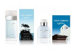 Два новых аромата Dolce & Gabbana Light Blue  Dreaming in Portofino  и Light Blue Living Stromboli Pour Homme
