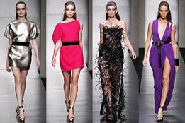 Женская коллекция одежды Gianfranco Ferre весна-лето 2012