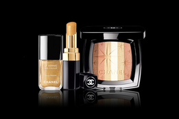 Коллекция макияжа Chanel Las Vegas