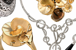 Коллекция ювелирных украшений Carrera yCarrera Musica