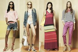 Женская коллекция одежды Gap весна-лето 2012
