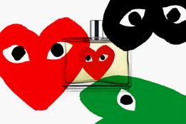 Коллекция ароматов Comme des Garcons Play