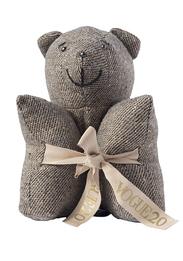 Игорь Чапурин создал для Vogue плюшевого медведя