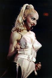 С днем рождения, Мадонна