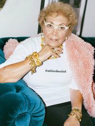 Модные итальянские бабули в инстаграме