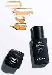 Chanel выпустили коллекцию макияжа для парней