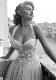 Софи Лорен — самая красивая итальянка всех времен