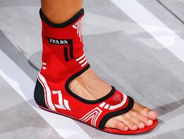 30 лучших пар обуви Недели моды в Милане