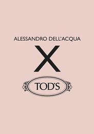 Tod's запускают серию коллабораций с известными дизайнерами