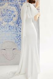 Carolina Herrera bridal осень-зима 2019