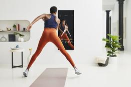 Фитнес-зеркало Mirror для нескучных домашних тренировок