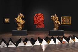 Шедевры барокко глазами Люка Тюйманса в Fondazione Prada