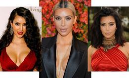 Как изменился макияж Ким Кардашьян за 12 лет