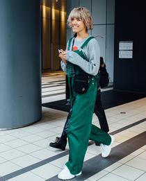 Streetstyle на Неделе моды в Токио