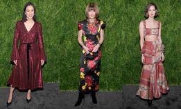 Гости и победители CFDA/Vogue Fashion Fund Awards 2018