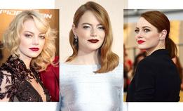 Как изменилась внешность Эммы Стоун за десять лет