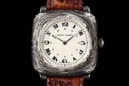 Привет, ковбой: юбилейные часы Ralph Lauren