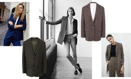 Строгий блейзер — самый модный пиджак этой весны