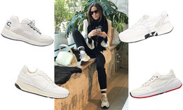 Старомодные «спортивные» кроссовки — обязательная покупка весны 2019