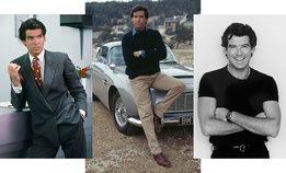 Пирс Броснан— главный голливудский красавчик 1980-х и 1990-х