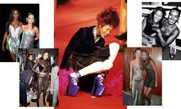 Наоми Кэмпбелл — икона 1990-х